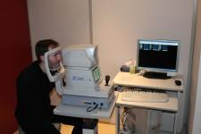 Pachymétrie et microscopie
