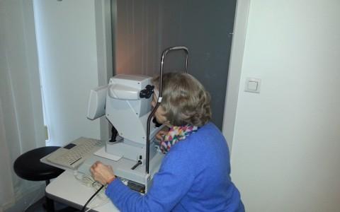 Iolmaster : biomètre